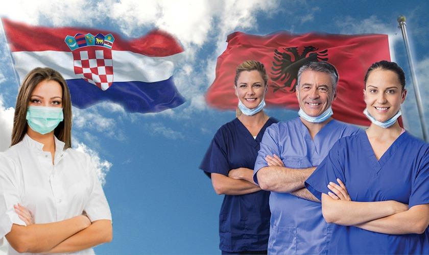 Dentisti in Croazia o dentisti in Albania