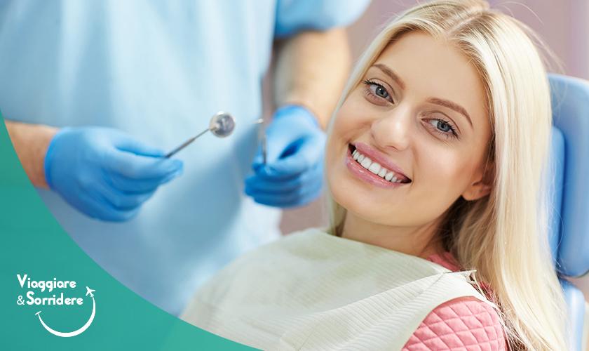 dentista senza dolore