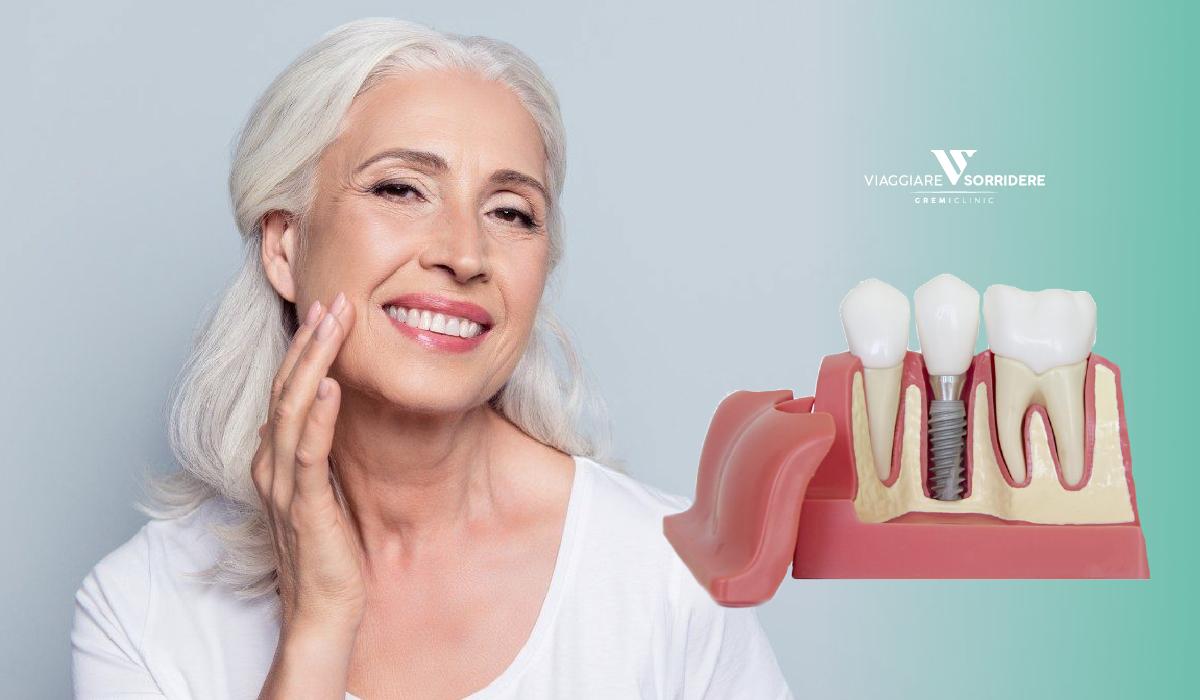 Impianti dentali con poco osso